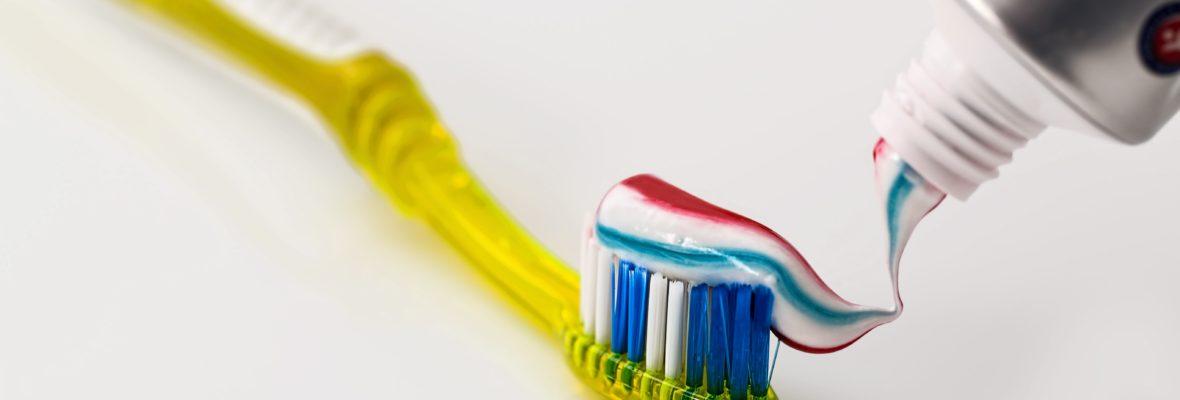 brushing properly