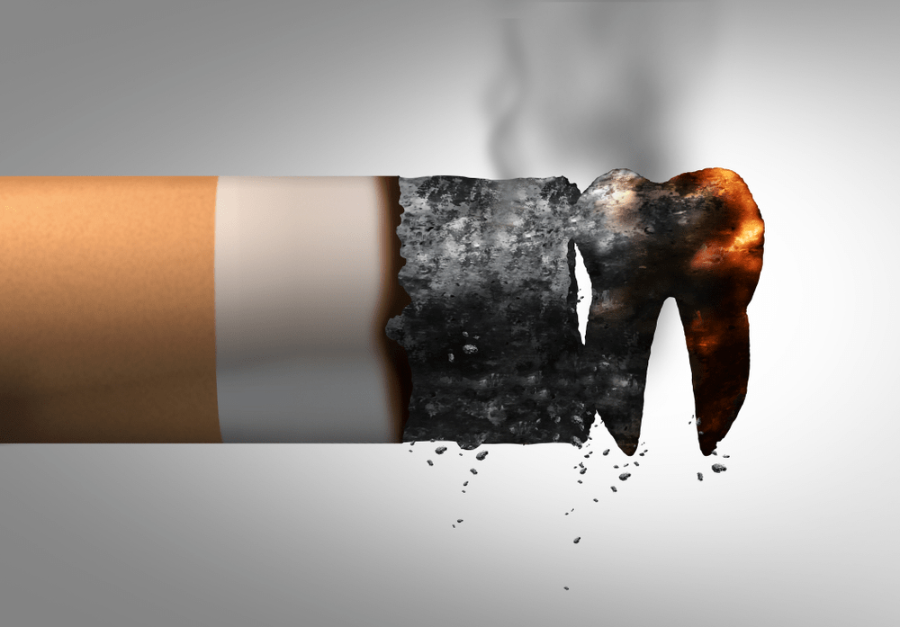 dental tobacco smoking problems