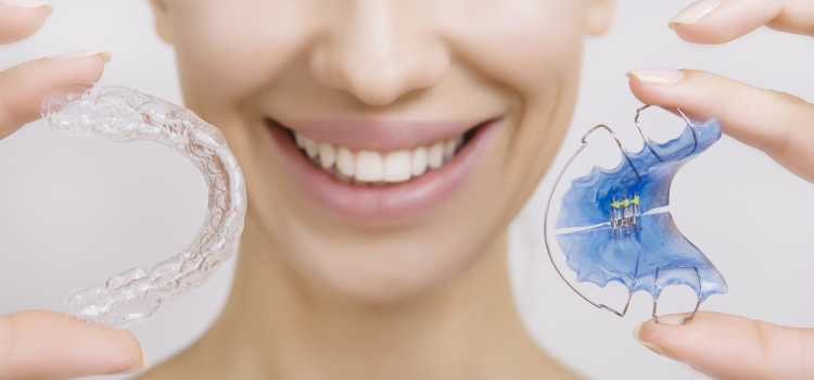 Can a Retainer Fix a Gap Without Braces?