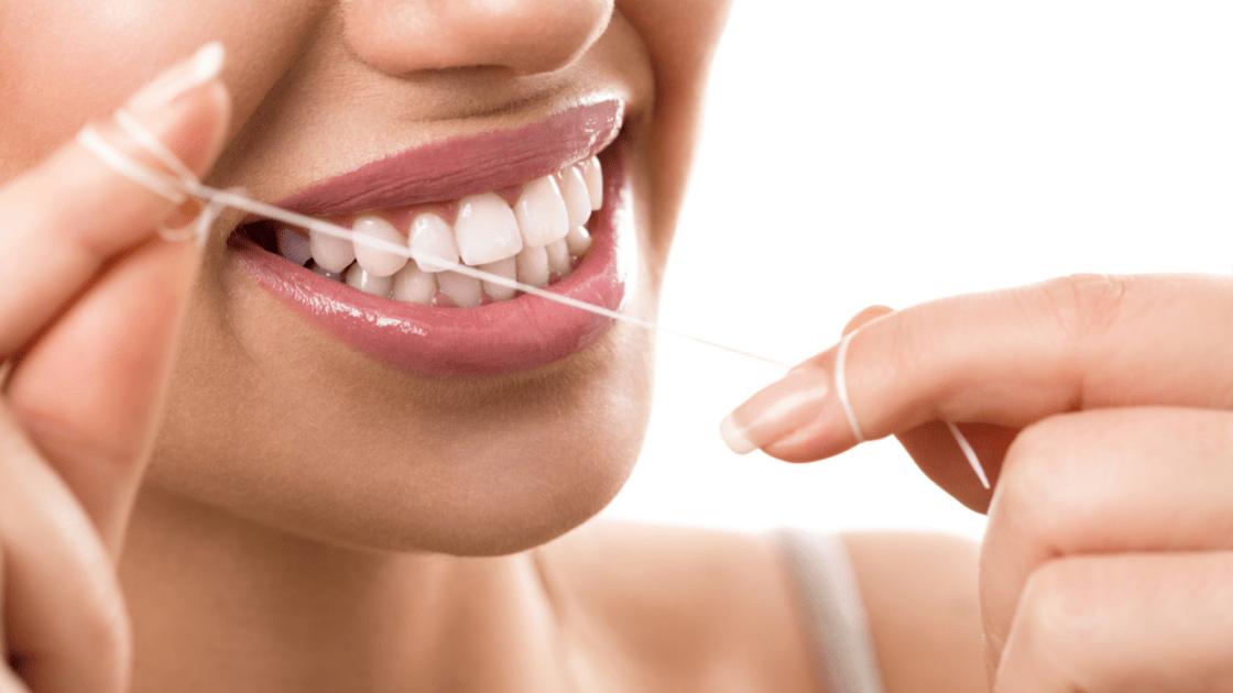 dental flossing explained