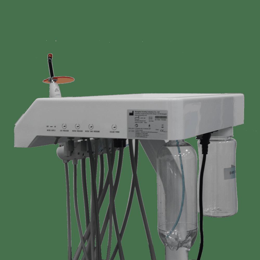 portable Mobile Dental Delivery Unit