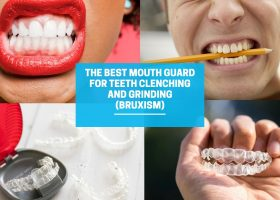 Best mouth guard for teeth clenching