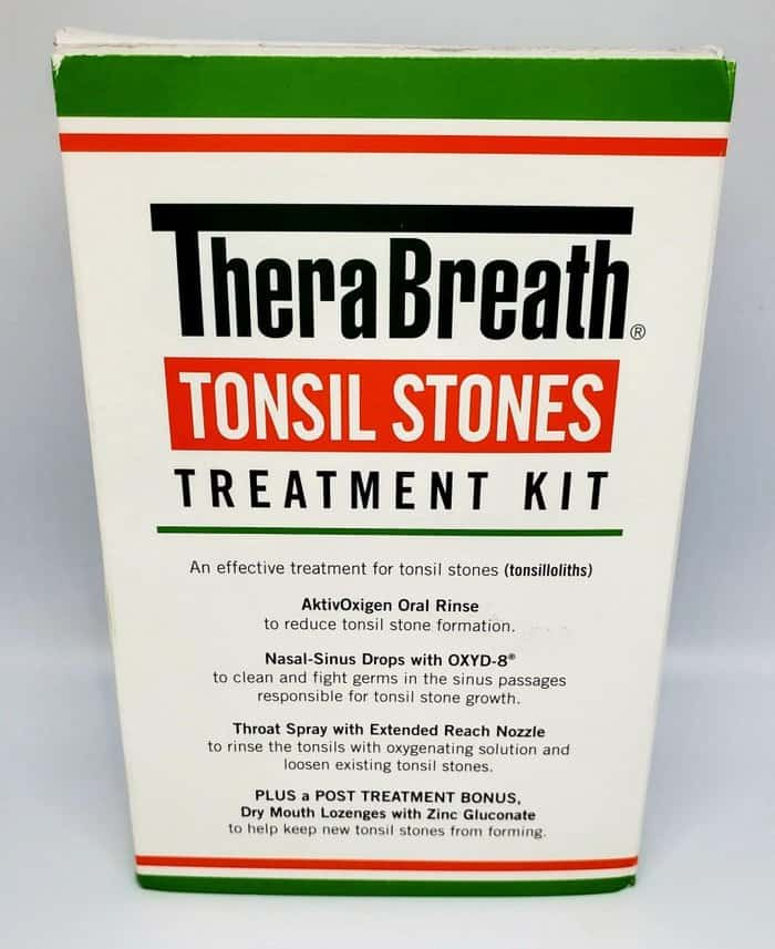 Therabreath Tonsil Stones Removal Kit