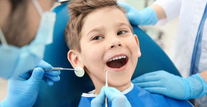 Root Canal for baby Teeth | Types of Baby Root Canal
