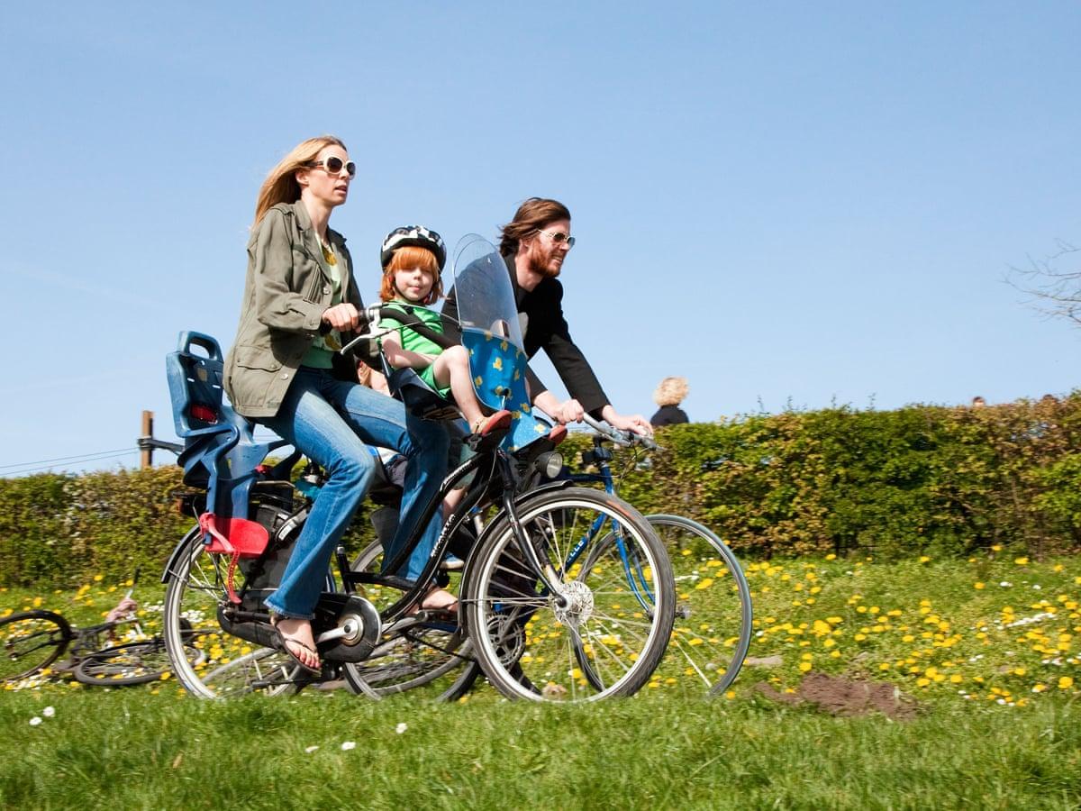 Advantages Of A Bike Front Seat