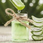 Aloe Vera helps in treat dry mouth 1