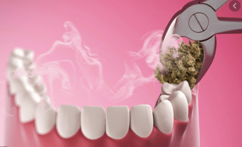 Smoking is harmful for teeth and mouth