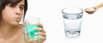 How to Make Salt Water Mouth Rinse?
