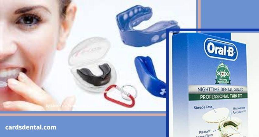 Oral B Nighttime Dental Guard | Protect Your Teeth