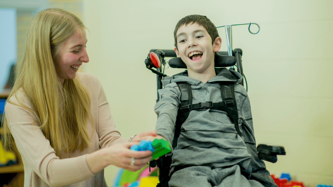 Cerebral Palsy & Tooth Decay