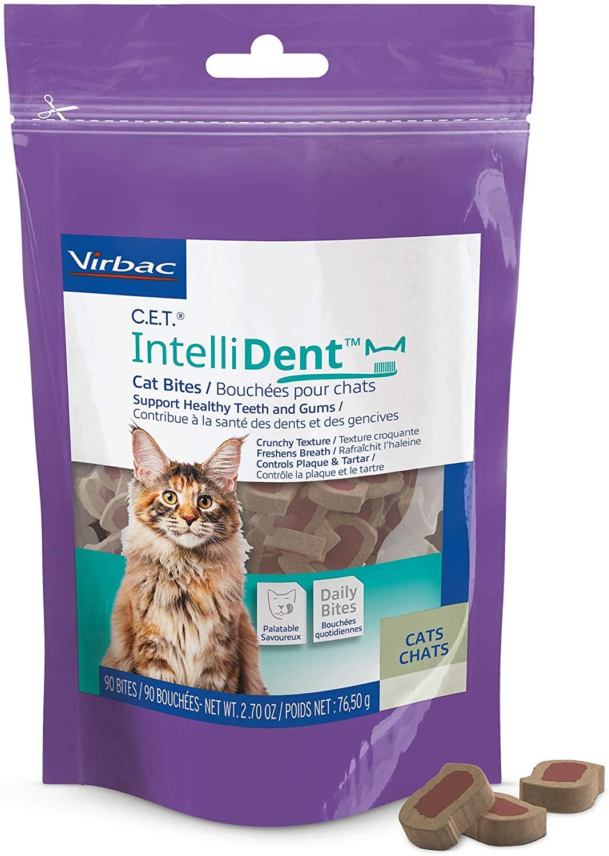 C.E.T. Intellident Cat Bites by Virbac