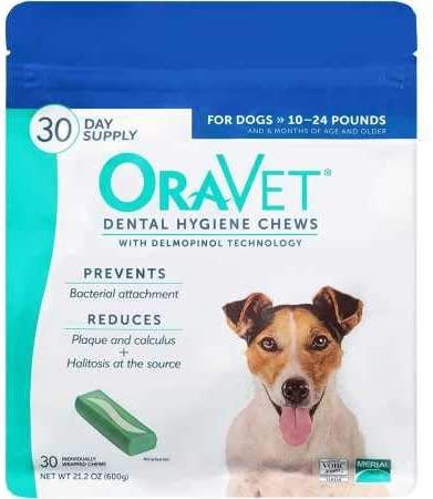OraVet Dental Hygiene Chews Small 1